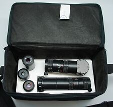 NEW Russian Telescope Astro Kit for any M42 lenses Rubinar MTO RUBINAR MC-5CA