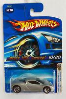 2005 Hotwheels Acura HSC Concept Silver! Very Rare!