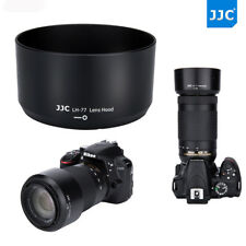 JJC Reversible Lens hood for Nikon 70-300mm f/4.5-6.3G ED VR as Nikon HB-77