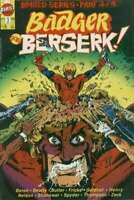 Badger Goes Berserk #3 in Near Mint condition. First comics [*o5]