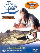 The CROCODILE HUNTER (Steve IRWIN) A Crocodile's Revenge (Vol.6) DVD Region 4