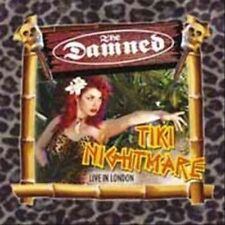 Tiki Nightmare: Live in London by The Damned (Vinyl, Aug-2014, 2 Discs, Let Them Eat Vinyl)