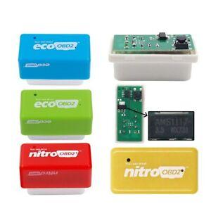 2019 Nitro OBD2 ECOOBD2 Full Chip Tuning Box Nitro OBD2 Eco OBD2 Plug&Driver For