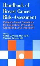 Handbook Of Breast Cancer Risk-Assessment:  Evidence-Based Guidelines-ExLibrary