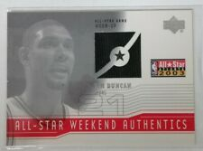 2003-04 Upper Deck All-Star Weekend Authentics Tim Duncan