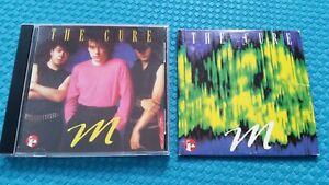 "The Cure ""m""  live at L'Olympia, Paris 1982, Rare - CD, Original"