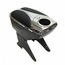 Chrome Armrest Centre Console Box For MG Rover Mini Cooper