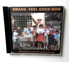 Swans Feel Good Now 1987 European Tour Michael Gira Jarboe CD