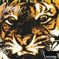 SURVIVOR - EYE OF THE TIGER (LIM.COLLECTORS EDITION)   CD NEU