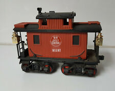 Jim Beam Decanter Train Rail Road New Jersey Central Caboose