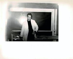 Nicolas de STAËL -  Photographie originale par Denise Colomb.