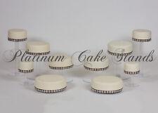 10 TIER CASCADE WEDDING CAKE CUPCAKE STAND (STYLE R807)