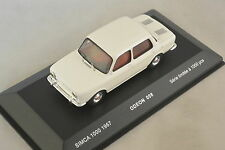 ODEON 008 - Simca 1000 1967 ivoire 1/43