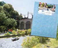 OO/HO Scene - Water Sheet - Busch 7180 P3