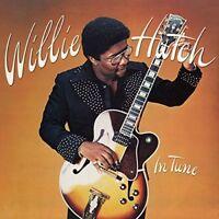 WILLIE HUTCH - IN TUNE  CD NEW!