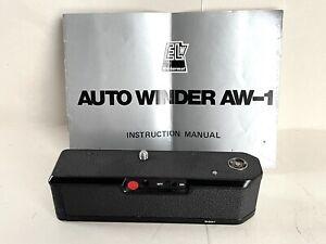 Nikon Auto Winder AW-1  for Nikkormat Camera