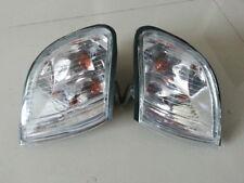 Pair Front Corner Turn Signal lamp Light for HYUNDAI H1 STAREX 1998-2006