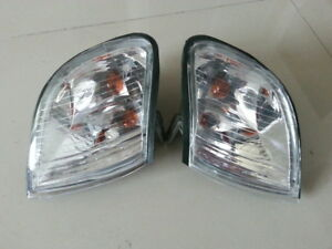 Pair Front Corner Turn Signal lamp Light for HYUNDAI H1 STAREX 1998-2006