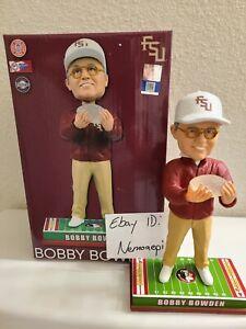 Bobby Bowden Bobblehead FSU Florida State Seminoles Noles Championship Limited