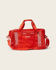 Full Send Mesh Duffle Bag