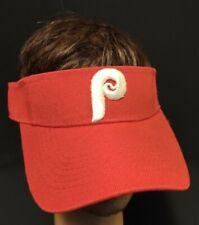 PHILADELPHIA PHILLIES Sun Visor Hat PHILADELPHIA PHILLIES HAT