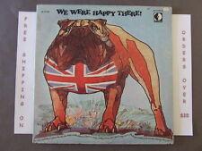 GEORGE HOWE CARL DAVIS JOHN GIELGUD WE WERE HAPPY THERE WLP PROMO LP DL 75145