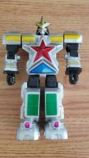 Power Rangers Zeo Sword Swinging Super Zeo Megazord Figure Bandai 96 No Sword