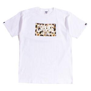 Crooks & Castles White Core Camo T-Shirt