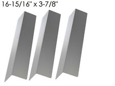 BBQTEK GSS3219A, 1614453, GSS3219AN, GSS3219B,1662914, Jasper (3-PK) Heat Shield