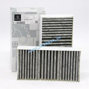 Original Mercedes Pollen Filter Pollenfiltersatz M Gle Glc W166 C292 C253 X166