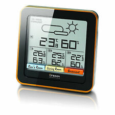 Oregon Scientific RAR502 Multi-Zone Home Weather Station ( LCD display ONLY )