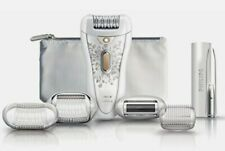 PHILIPS SATINPERFECT HP6576 EPILATOR FACE BODY HAIR REMOVAL MASSAGE TWEEZER LADY