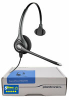 Plantronics HW251N SupraPlus Noise-Canceling Headset (64338-31) - Brand New