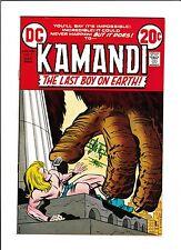 KAMANDI #7  [1973 FN+]  CLASSIC JACK KIRBY!