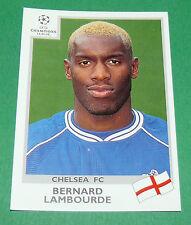 N°280 LAMBOURDE CHELSEA FC ENGLAND PANINI FOOTBALL CHAMPIONS LEAGUE 1999-2000