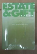 Federal Estate and Gift Taxation by Richard B. Stephens (2002, Paperback)