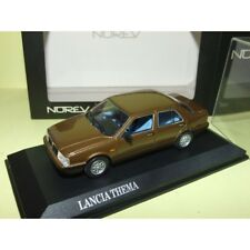 LANCIA THEMA Marron NOREV 1:43