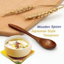 New Coffee Bamboo Soup Mini Wooden Spoon Japanese Style Teaspoon