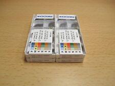 10 PCS SECO DCMT 3(2.5)2 F2 TM4000 INSERT