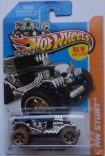 2013 Hot Wheels HW STUNT Baja Bone Shaker 90/250 (Black Version)