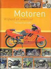 MOTOREN (VRIJHEID EN AVONTUUR, VAN BEGIN TOT HEDEN) - Carsten Heil