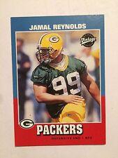 2001 Upper Deck Vintage #228 - Jamal Reynolds - Green Bay Packers (RC)