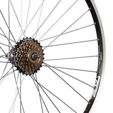 Taylor Wheels 28inch bike rear wheel ZAC19 freewheel 6 speed black