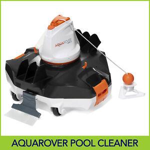Bestway Flowclear AquaRover Robotic Pool Cleaner - Cordless - 58622