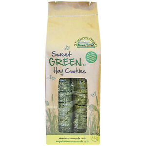 Natures Own Hay Cookies 1KG