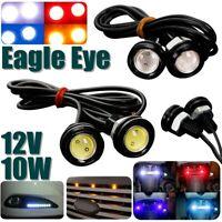 Car 12V 10W Motorcycle LED Eagle Eye Daytime Running DRL Tail Light