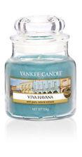 YANKEE CANDLE candela profumata giara piccola Viva Havana durata 40 ore