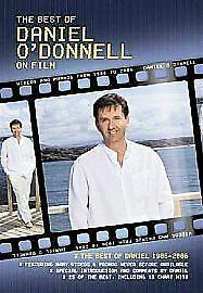 """""""Daniel O'Donnell: The Best Of Daniel O'Donnell On Film"""" DVD  NEW & SEALED £3.45"""