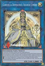 ♦Yu-Gi-Oh!♦ Curieuse la Dominatrice, Seigneur Lumière - 2nd : EXFO-FR091 -VF/SR-