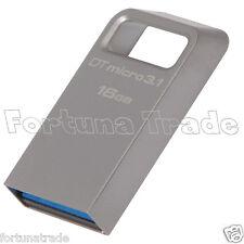 16gb USB 3.1 Memory Speicher STICK KINGSTON DataTraveler Micro DTMC3/16GB